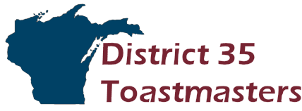 District 35 Toastmasters